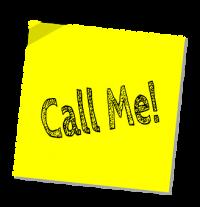 Seleziona questa casella se vuoi essere richiamata/o!
